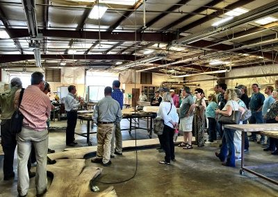Woodland Tree Service Workshop