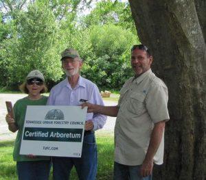 Bell Buckle Arboretum