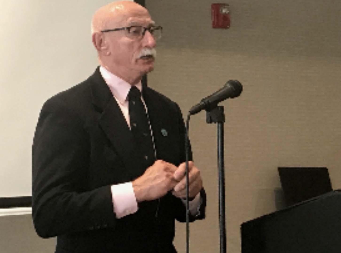 Citizen Activist Anthony Viglietti