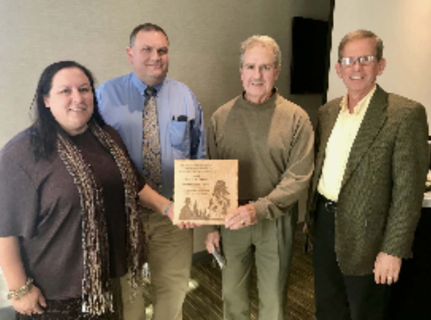 Tree Board Award Morristown